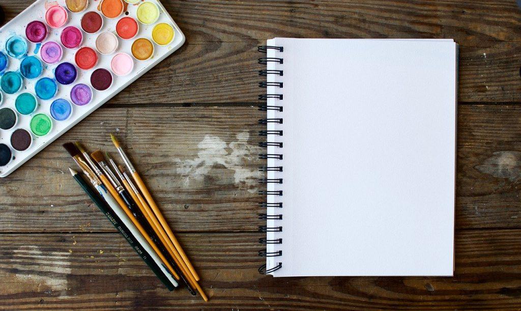 art, aquarelles, arts et métiers