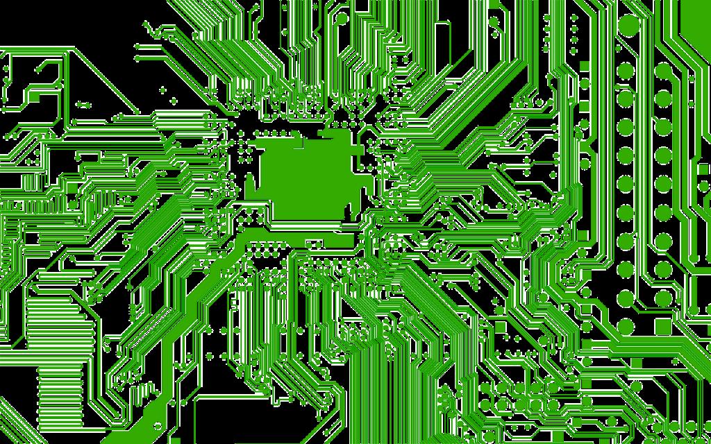carte mère, schéma de câblage, circuit
